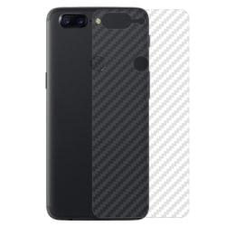 Kolfiber Skin Skyddsplast OnePlus 5T (A5010)