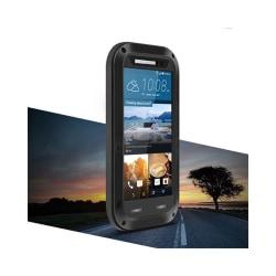 LOVE MEI Powerful HTC ONE M9 Svart