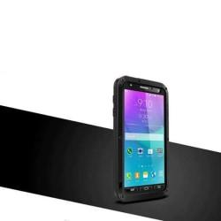 LOVE MEI Powerful Samsung Galaxy Note 4 (SM-N910F) Svart