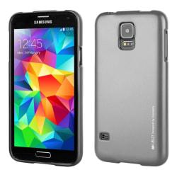 Mercury i Jelly Metal skal Samsung Galaxy S5 (SM-G900F) Silver