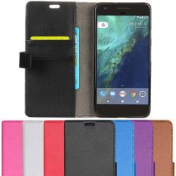 Mobilplånbok 2-kort Google Pixel Röd