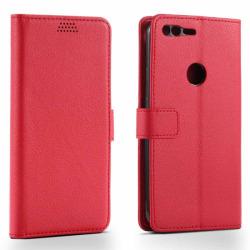 Mobilplånbok 2-kort Google Pixel XL Röd