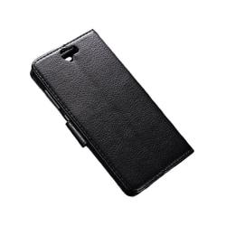 Mobilplånbok 2-kort HTC ONE A9 Svart
