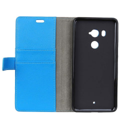 Mobilplånbok 2-kort HTC U11 PLUS Blå