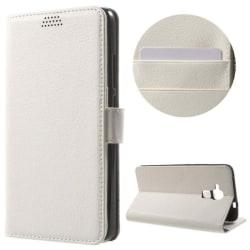 Mobilplånbok 2-kort Huawei Honor 7 Lite (NEM-L21) Vit
