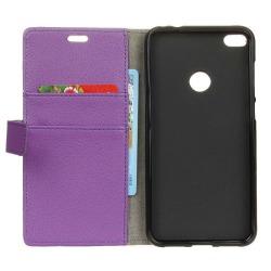 Mobilplånbok 2-kort Huawei P9 Lite Mini (SLA-L22) Lila