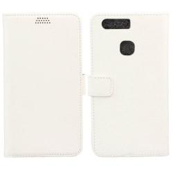 Mobilplånbok 2-kort Huawei P9 Plus (VIE-L29) Vit