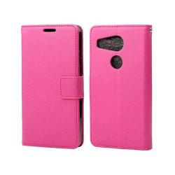 Mobilplånbok 2-kort LG Nexus 5X (H791) Rosa