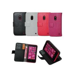 Mobilplånbok 2-kort Nokia Lumia 620 (RM-846) Lila