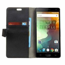 Mobilplånbok 2-kort OnePlus 2 (A2005) Svart