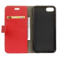 Mobilplånbok 2-kort OnePlus 5 (A5000) Röd
