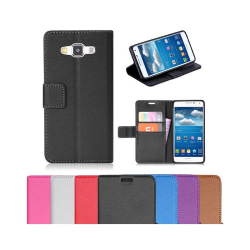 Mobilplånbok 2-kort Samsung Galaxy A3 2015 (SM-A300F) Vit