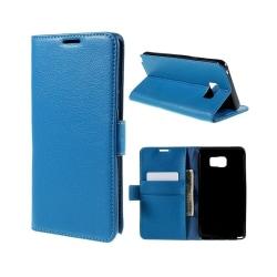 Mobilplånbok 2-kort Samsung Galaxy Note 5 (SM-920C) Blå