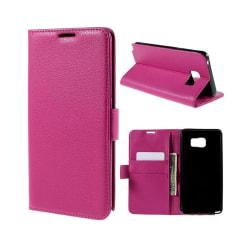 Mobilplånbok 2-kort Samsung Galaxy Note 5 (SM-920C) Rosa