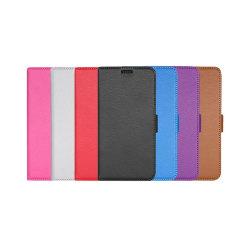 Mobilplånbok 2-kort Samsung Galaxy S3 Mini (GT-i8190) Brun