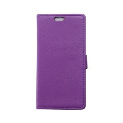 Mobilplånbok 2-kort Samsung Galaxy S6 Active (SM-G890F) Lila