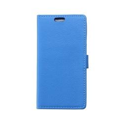 Mobilplånbok 2-kort Samsung Galaxy S6 Active (SM-G890F) Blå