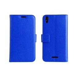 Mobilplånbok 2-kort Sony Xperia T3 (D5103) Blå