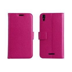 Mobilplånbok 2-kort Sony Xperia T3 (D5103) Rosa