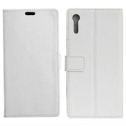 Mobilplånbok 2-kort Sony Xperia XZ / XZs (F8331) Vit