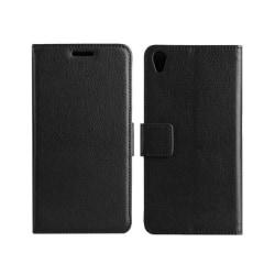 Mobilplånbok 2-kort Sony Xperia Z5 (E6653) Svart