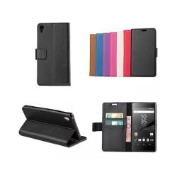 Mobilplånbok 2-kort Sony Xperia Z5 (E6653) Blå