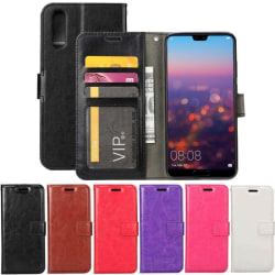 Mobilplånbok 3-kort Huawei P20 (EML-L29) Lila