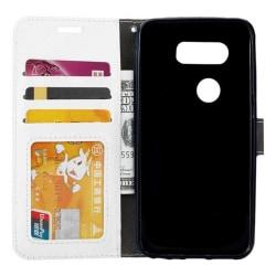 Mobilplånbok 3-kort LG V30 (H930) Vit