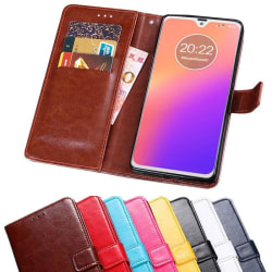 Mobilplånbok 3-kort Motorola Moto G7 (XT1962) Svart
