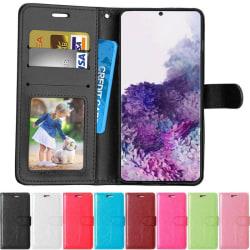Mobilplånbok 3-kort Samsung Galaxy S20 (SM-G980F) Vit