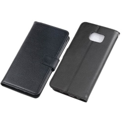 Mobilplånbok 3-kort Samsung Galaxy S6 Edge Plus (SM-G928F) Svart