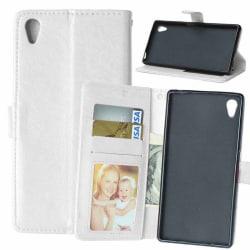 Mobilplånbok 3-kort Sony Xperia Z5 (E6653) Vit