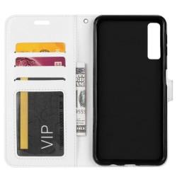 """Mobilplånbok 3-kort Xiaomi Mi 9 (6.39"""") Vit"""