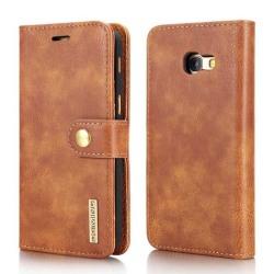 Mobilplånbok DG-Ming 2i1 Samsung Galaxy J4 Plus (SM-J415F) Brun