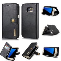 Mobilplånbok DG-Ming 2i1 Samsung Galaxy S7 (SM-G930F) Svart