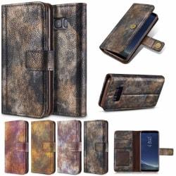 Mobilplånbok Forest Vintage Samsung Galaxy Note 8 (SM-N950F) Gul