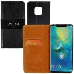 Mobilplånbok Italian Leather Huawei Mate 20 Pro (LYA-L29)