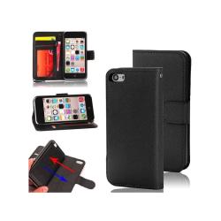 Mobilplånbok magnetisk 2i1 Apple iPhone 4 / 4S Ljusblå