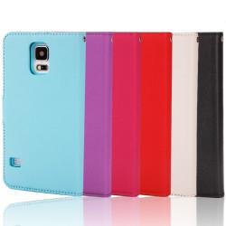Mobilplånbok magnetisk 2i1 Samsung Galaxy S5 (SM-G900F) Rosa
