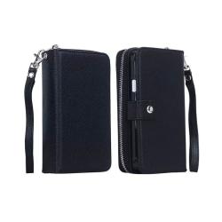 Mobilväska 2i1 Samsung Galaxy Note 4 (SM-N910F) Svart