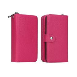 Mobilväska 2i1 Samsung Galaxy Note 5 (SM-920C) Mörk Rosa