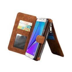 Multiplånbok 14-kort Samsung Galaxy Note 5 (SM-920C) Brun