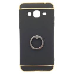 Ring Case 3i1 Samsung Galaxy J3/J3 2016 (SM-J300/J320F) Svart