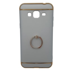 Ring Case 3i1 Samsung Galaxy J3/J3 2016 (SM-J300/J320F) Silver