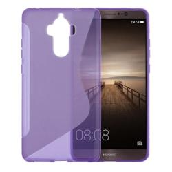S Line silikon skal Huawei Mate 9 (MHA-L29) Lila