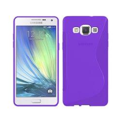 S Line silikon skal Samsung Galaxy A3 2015 (SM-A300F) Lila