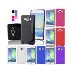 S Line silikon skal Samsung Galaxy A3 2015 (SM-A300F) Transparent