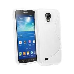 S Line silikon skal Samsung Galaxy S4 Active (GT-i9295) Vit
