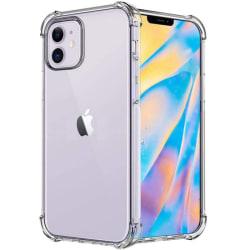"""Shockproof silikon skal Apple iPhone 12 mini (5.4"""")"""