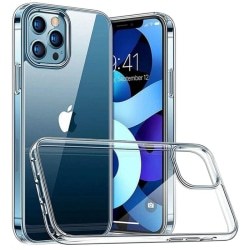 "Silikon skal transparent Apple iPhone 12 Pro Max (6.7"")"